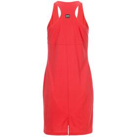 super.natural Essential Racer Dress Women Clove Red